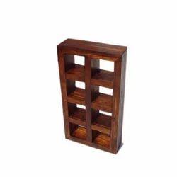 Wooden Display Units