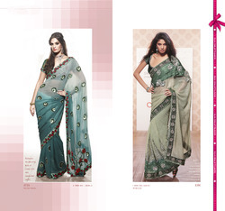 Designer Indian Saree