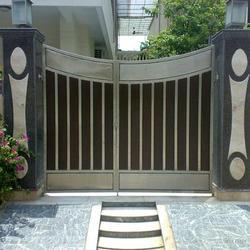 Railing Steel Craft Gates