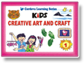 Creative Art And Craft Book