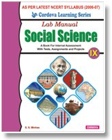 Social Science (Lab Manual) Book
