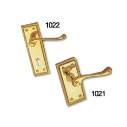 Brass Lever Handles