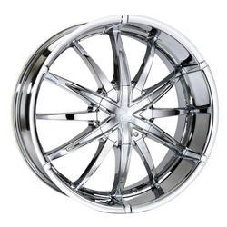 Silver Alloy Wheels