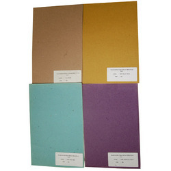 colored kraft boards