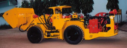 Products - Products For Mining Industry - Load Haul Dumpers