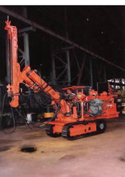 Products - Mobile Crawler Mounted Universal Drill Machines