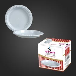 Disposable Plain Plate