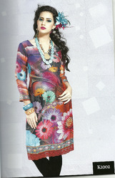 Indian Fashion Ladies Kurtis