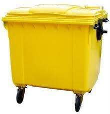Wheeled Garbage Bins