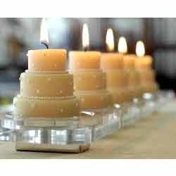 wedding candles - Decorative Candles