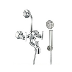 Shower Bath Wall Mixer
