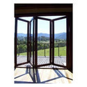 stacking folding door