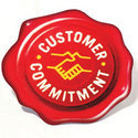 CC (Customer Commitment) Lapel Pin