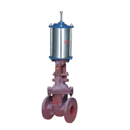 Cylinder Operated Gate Valve