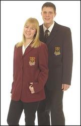 school dress blazer