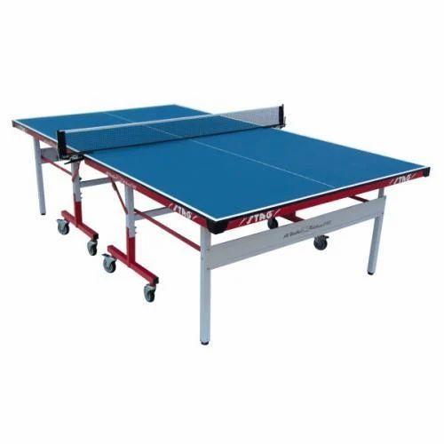 Weather Proof Rollaway Table Tennis Equipment