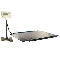 Ultra Low Profile Platform 4 Load Cell Scale