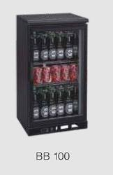 Back Bar - Black - BB-100