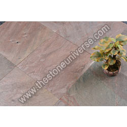 Natural Copper Quartzite Polish