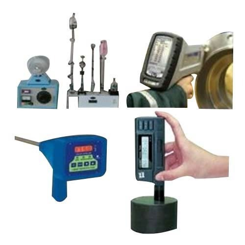 Standard Metallurgical Lab Equipments