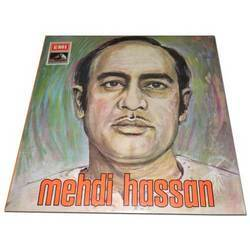 Urdu Ghazals Records - Mehdi Hassan