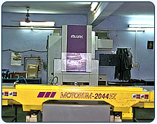 CNC Sheet Metal Shop