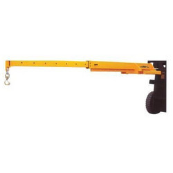Fork Hook Telescopic Fork Mounted Jibs