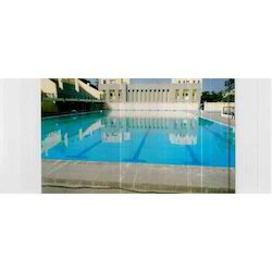 Compition Swimming Pool