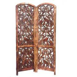 Wooden Room Divider Partition Screen