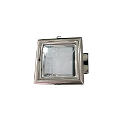 Square Twin Down Light