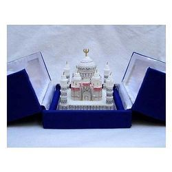 Marble Taj Mahal Replica Miniature