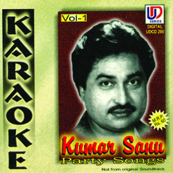 Kumar Sanu-Party Songs-Karaoke-Vol-1