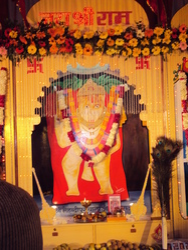 Shri Mehandipur Balaji