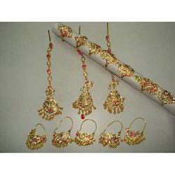 Rajsthani Gold Jewelery