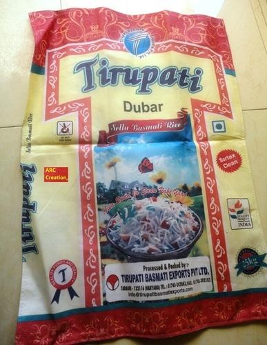 Non Woven 25 KG Rice Bag