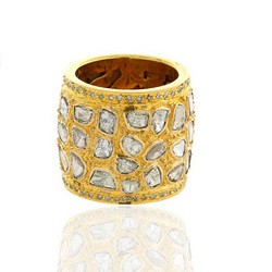 18k Gold Wedding Ring Jewelry