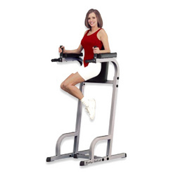 GKR-60 : Vertical Knee Raise Machine