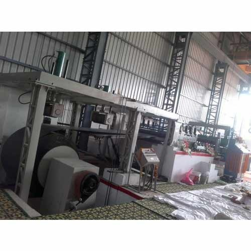 Fully Automatic Cut To Length Line