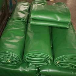 PVC Coated Tarpaulin Covers