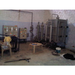 Ammonia Cracker Furnace