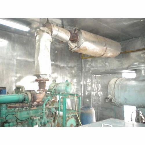 Industrial Room Acoustic