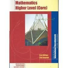Mathematics Higher Level CORE Solutions Manual