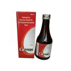 Elemental Iron (as Carbonyl Iron) 30 mg Syrup