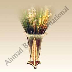 Brass Flower Vases