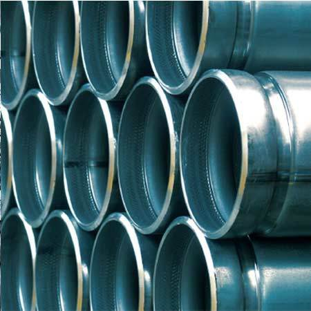 Grooved Pipe