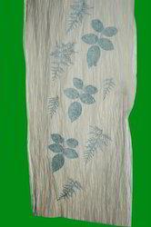 Crinkled Banana Fiber Paper For Lampshades