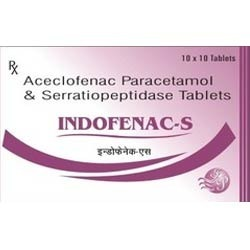Indofenac-S Tablet