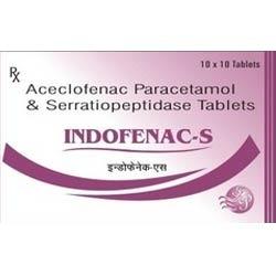 Indofenac-S Tablet