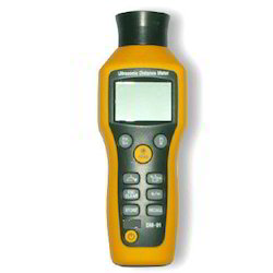 Portable Ultrasonic Distance Meter DM01