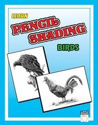 Pencil Shading Birds Books